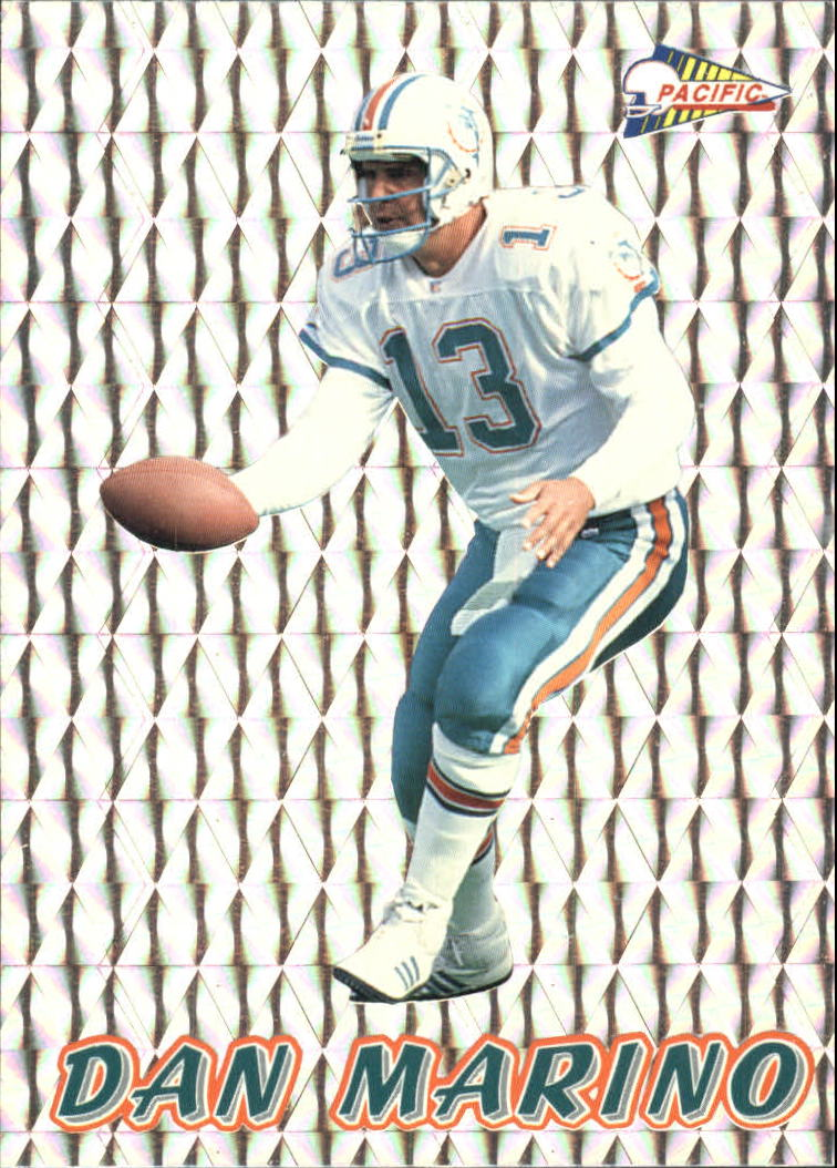 1993 Pacific Prisms #55 Dan Marino
