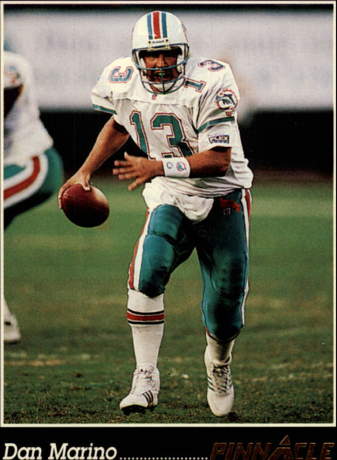 1993 Pinnacle #302 Dan Marino