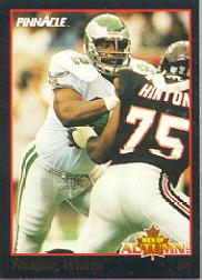 1993 Pinnacle Men of Autumn #21 Reggie White