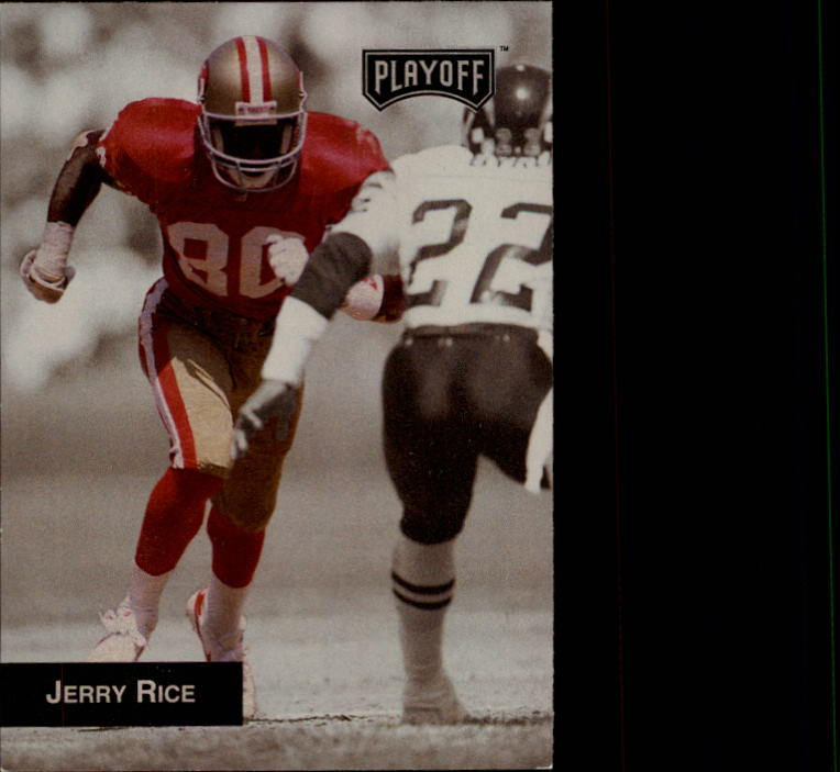 1993 Playoff #2 Jerry Rice