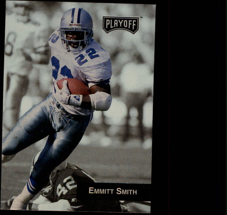 1993 Playoff #10 Emmitt Smith