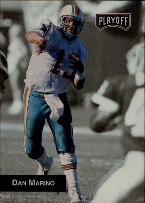 1993 Playoff #75 Dan Marino