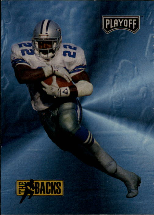 1993 Playoff #278 Emmitt Smith TB