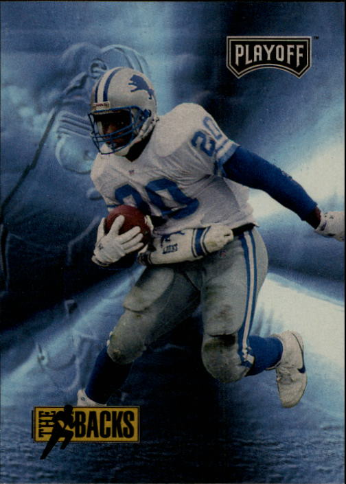 1993 Playoff #280 Barry Sanders TB