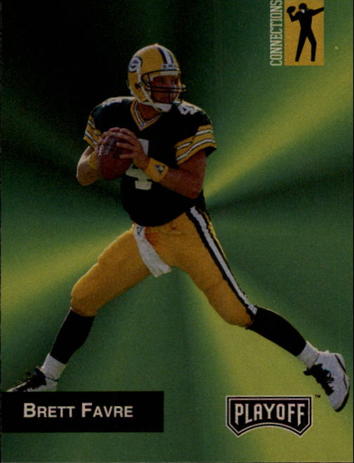 1993 Playoff #285 Brett Favre PC