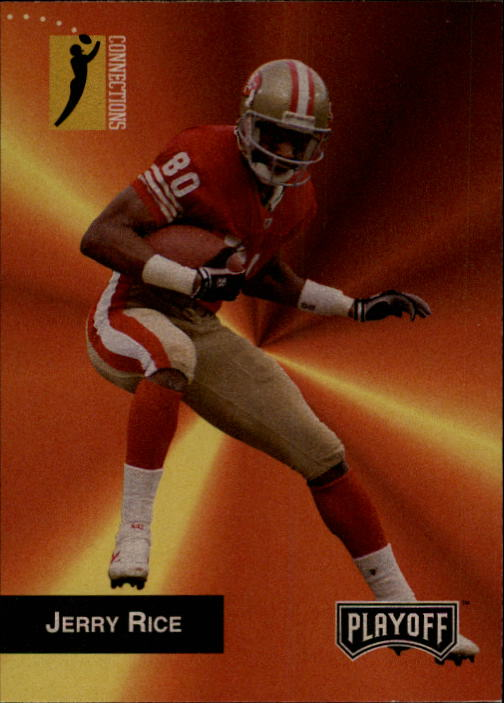 1993 Playoff #288 Jerry Rice PC