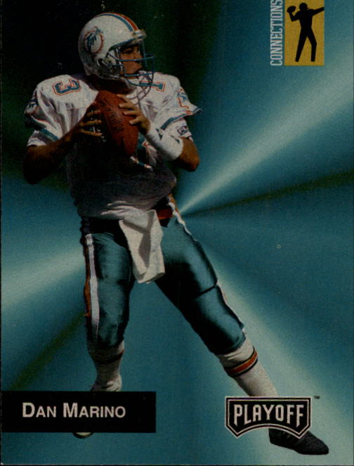 1993 Playoff #291 Dan Marino PC