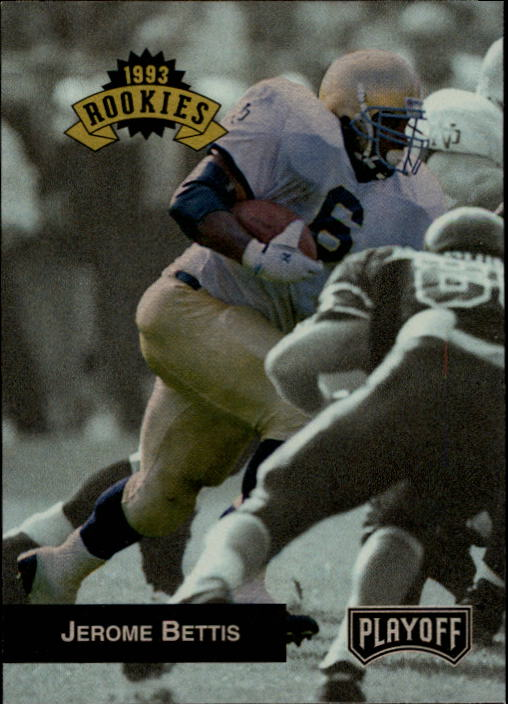 1993 Playoff #294 Jerome Bettis RC