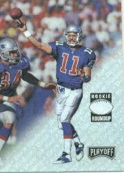 1993 Playoff Rookie Roundup Redemption #R2 Drew Bledsoe