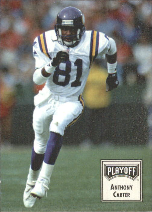 1993 Playoff Contenders #16 Anthony Carter