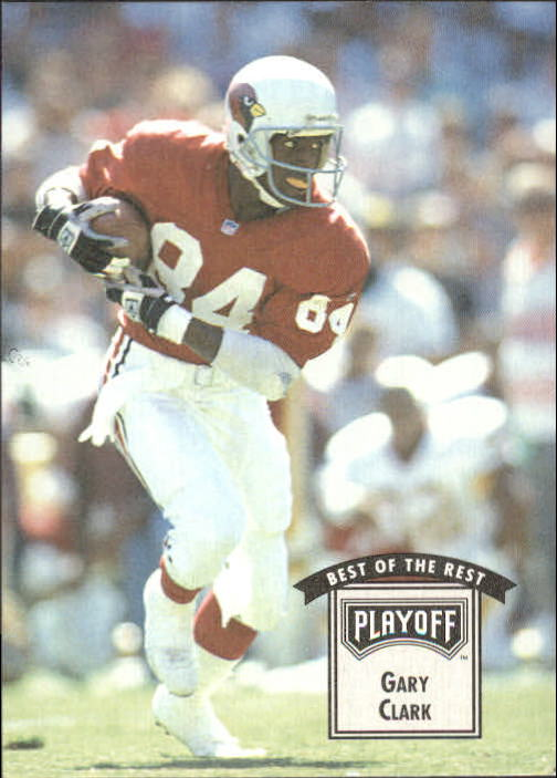 1993 Playoff Contenders #28 Gary Clark