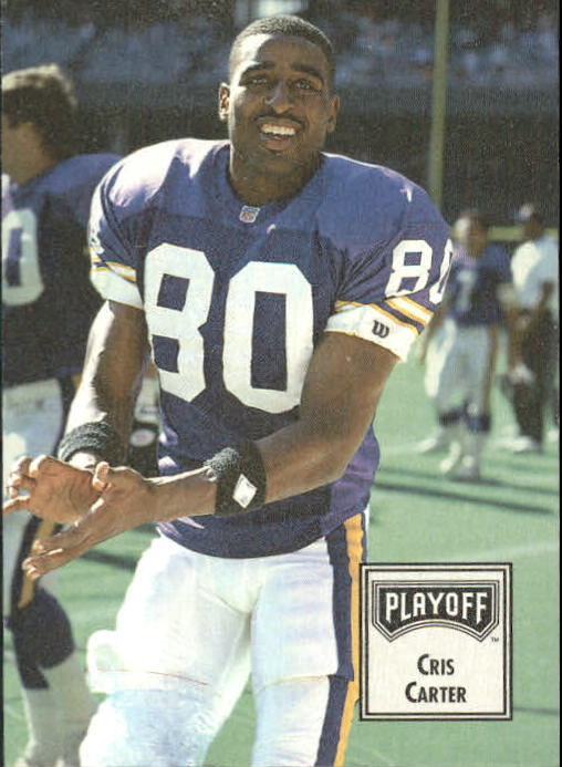 1993 Playoff Contenders #92 Cris Carter