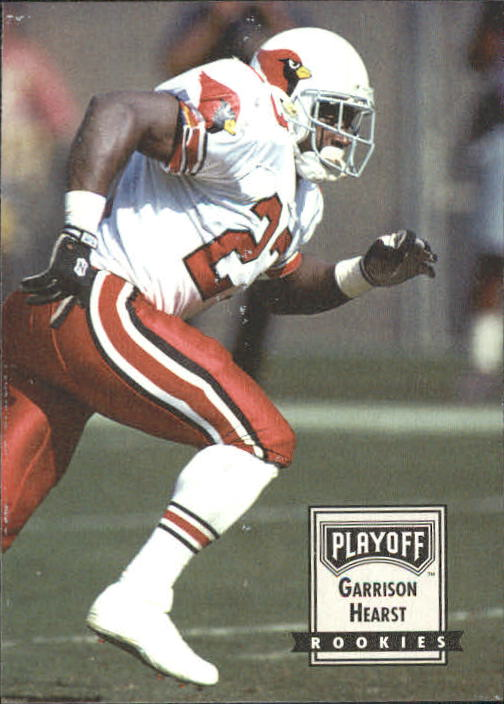 1993 Playoff Contenders #107 Garrison Hearst RC