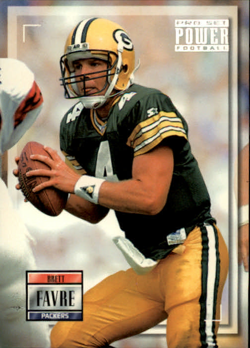 1993 Power #4 Brett Favre