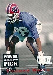 1993 Power Draft Picks #2 Thomas Smith UER