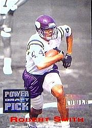 1993 Power Draft Picks #3 Robert Smith