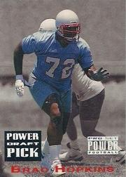 1993 Power Draft Picks #10 Brad Hopkins