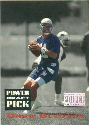 1993 Power Draft Picks #17 Drew Bledsoe