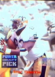 1993 Power Draft Picks #18 Irv Smith