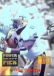 1993 Power Draft Picks Gold #18 Irv Smith