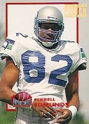 1993 Power Moves Gold #PM28 Ferrell Edmunds