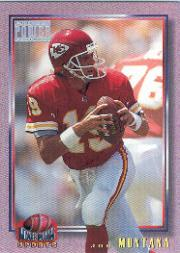 1993 Power Update Moves #10 Joe Montana