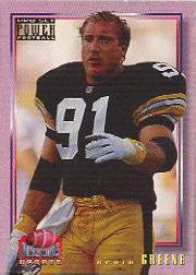 1993 Power Update Moves Gold #25 Kevin Greene
