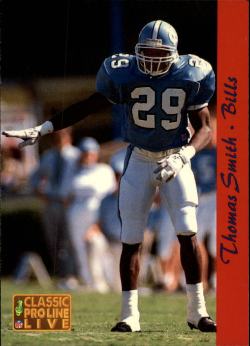 1993 Pro Line Live #21 Thomas Smith RC