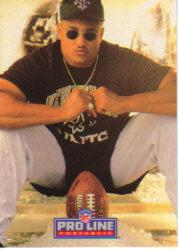 1993 Pro Line Portraits #468 Willie Roaf RC