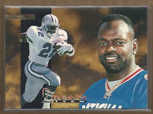 1993 Score Dream Team #2 Emmitt Smith