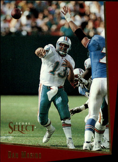 1993 Select #16 Dan Marino