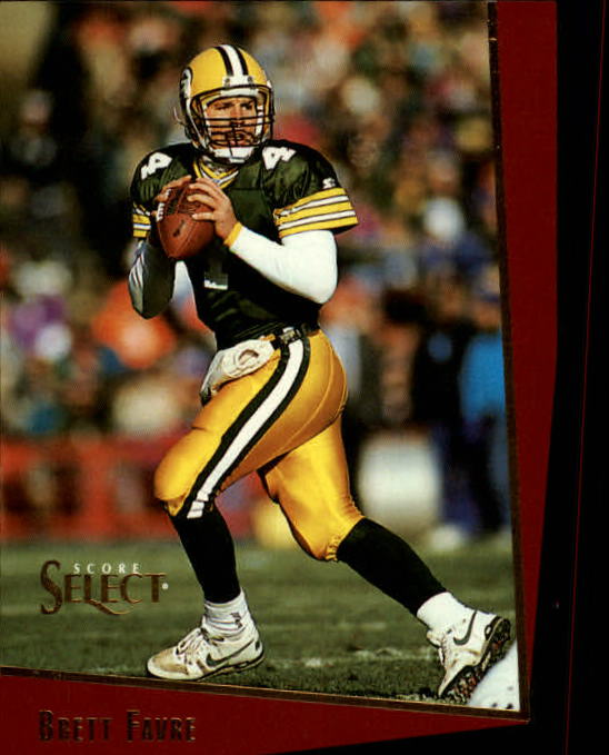 1993 Select #43 Brett Favre