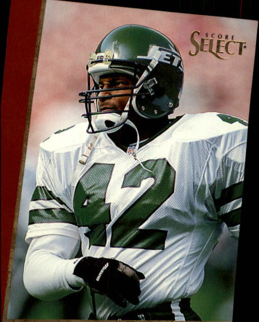 1993 Select #50 Ronnie Lott