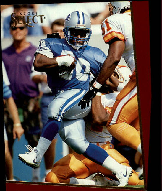 1993 Select #90 Barry Sanders