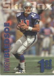 1993 SkyBox Impact Rookie Redemption #R2 Drew Bledsoe