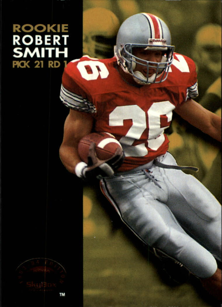 1993 SkyBox Premium #35 Robert Smith RC