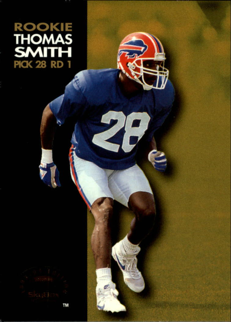 1993 SkyBox Premium #186 Thomas Smith RC