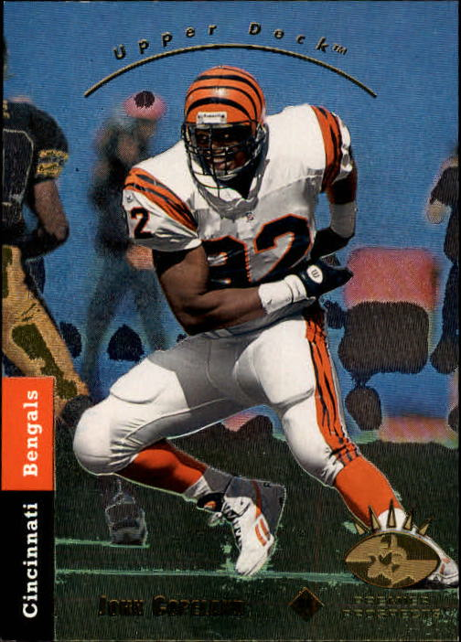 1993 SP #2 John Copeland RC