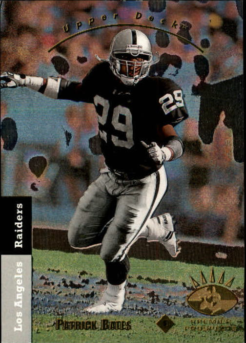 1993 SP #5 Patrick Bates RC