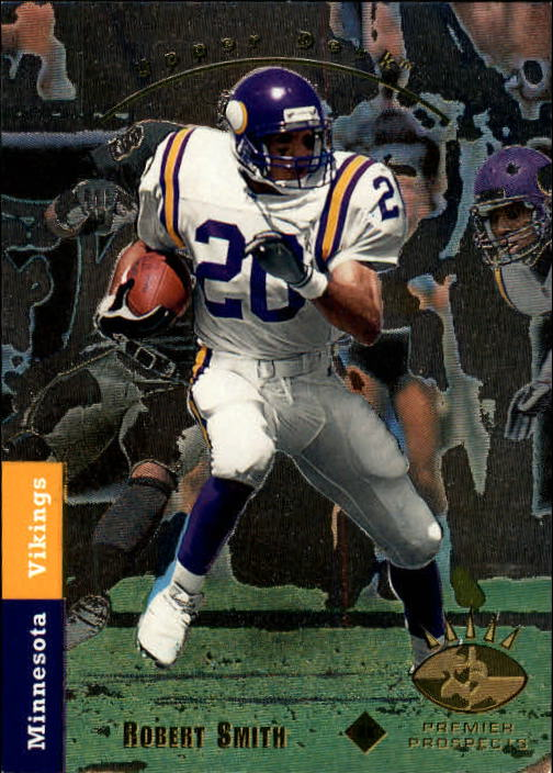 1993 SP #8 Robert Smith RC