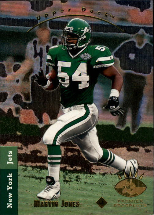 1993 SP #11 Marvin Jones RC