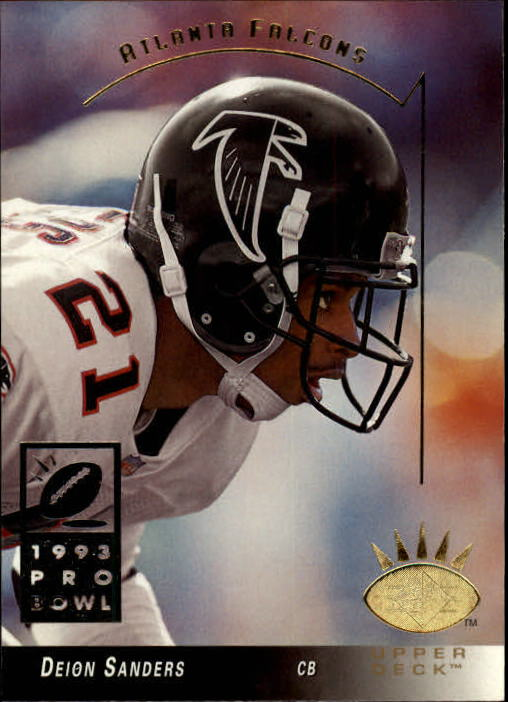 1993 SP #27 Deion Sanders