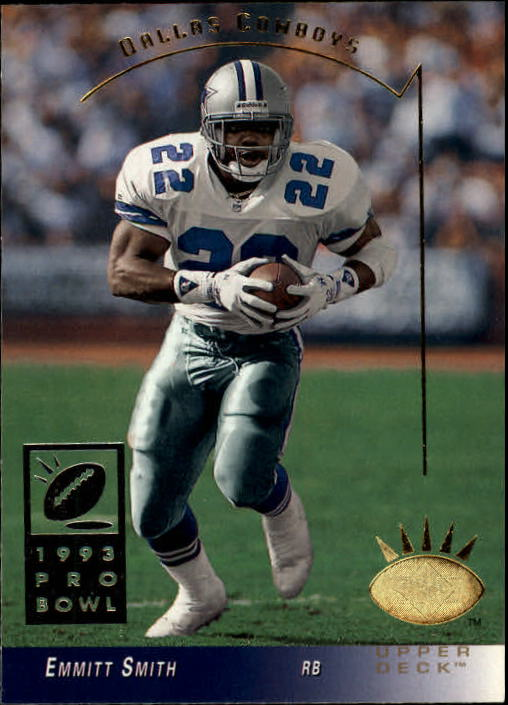 1993 SP #72 Emmitt Smith