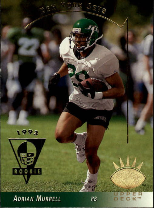 1993 SP #196 Adrian Murrell RC
