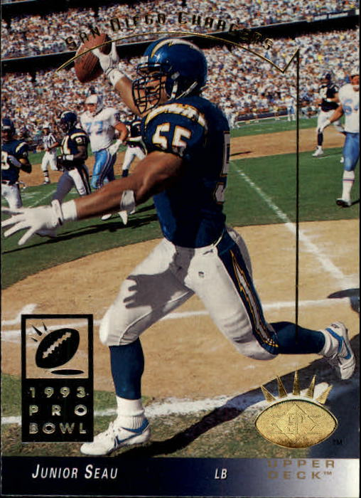 1993 SP #234 Junior Seau