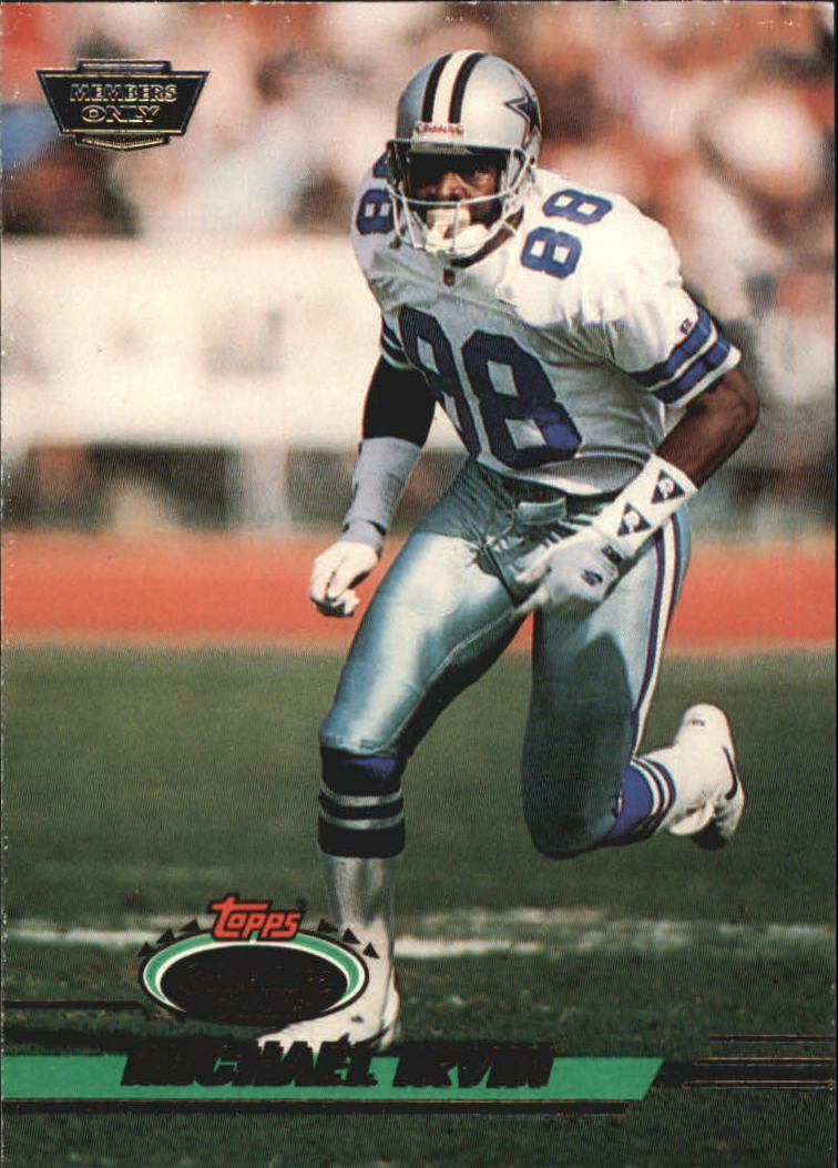 1993 Stadium Club #129 Michael Irvin