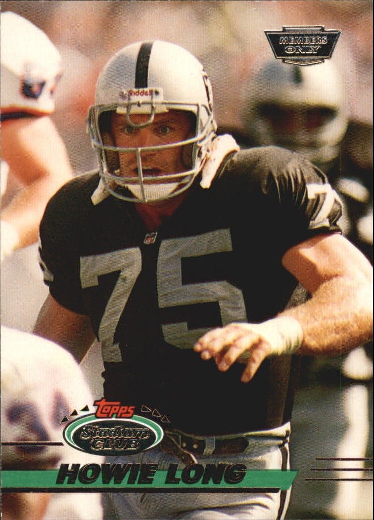 1993 Stadium Club #151 Howie Long
