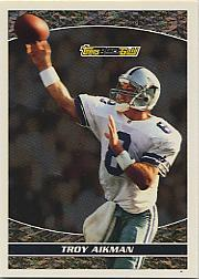 1993 Topps Black Gold #8 Troy Aikman
