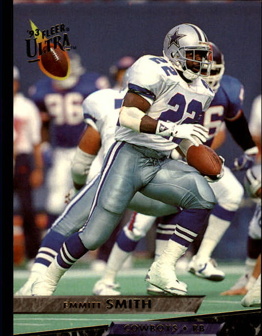 1993 Ultra #101 Emmitt Smith