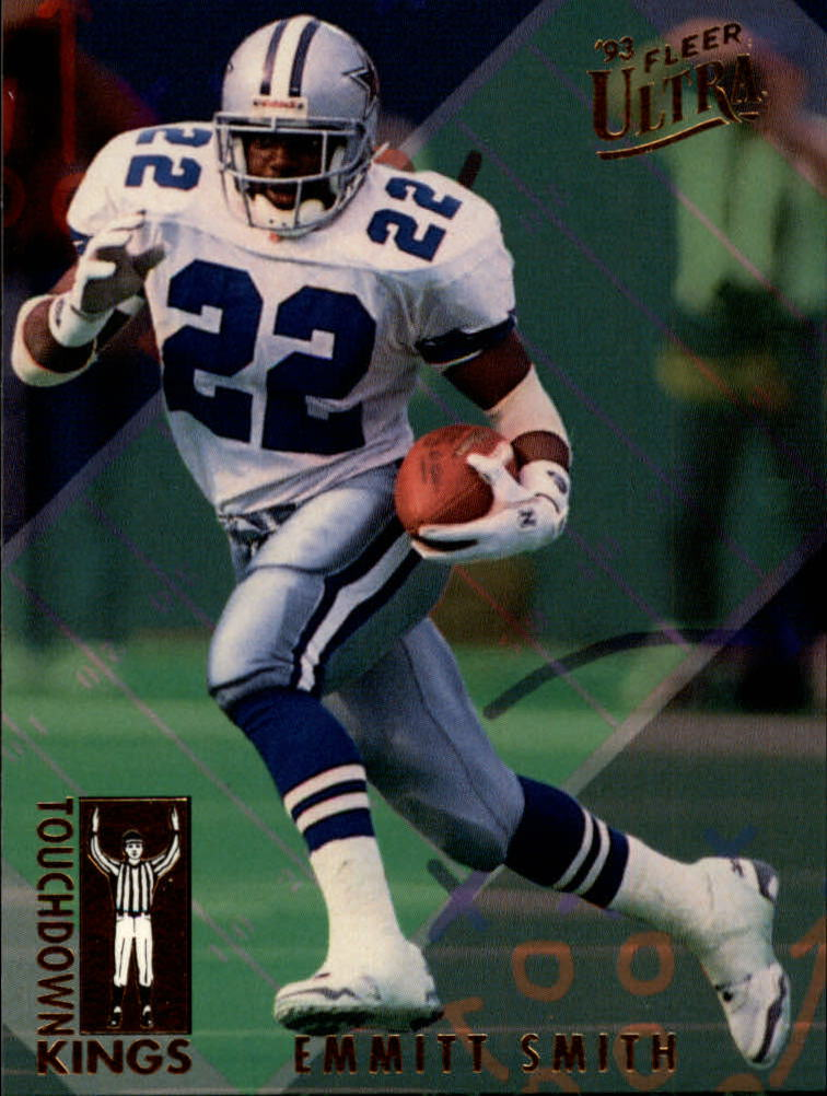 1993 Ultra Touchdown Kings #9 Emmitt Smith
